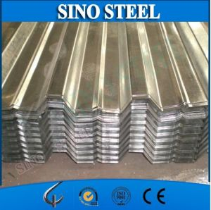 Stock 0.18X914mm Galvanized Metal Roofing Sheet pictures & photos