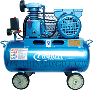 (CE, ETL) Oil Lubricated Belt Air Compressor (CB-Z0.036) pictures & photos