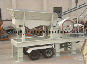 China Mobile Jaw Crusher with Competitive Price pictures & photos