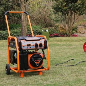 2kw-7kw Portable Gasoline Generator for Home Use (CE) pictures & photos