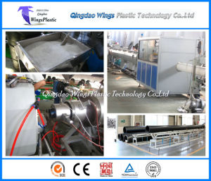 HDPE Pipe Production Line / Extruder Machine / Manufacturing Plant pictures & photos