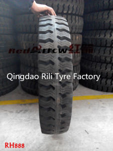 OTR Cargo Vehicle Tyre (8.25-16) Tubed Bias Truck Tyre pictures & photos