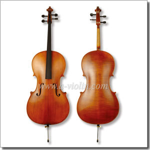 Beautiful Advanced Flamed Cello at Exceptional Pricing (CH30Y) pictures & photos