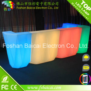 LED Bar Counter/Commercial Bar Counters/LED Furniture pictures & photos