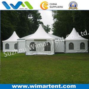 4X4m Aluminum Frame Material Pagodas Tent pictures & photos