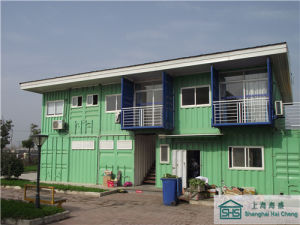ISO Container House (shs-mc-accommodation020) pictures & photos