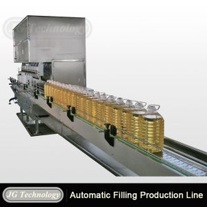 Automatic Edible Oil Filling Machinery
