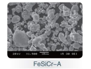 Soft Magnetic Alloy Powder SMD Fesicr Amorphous pictures & photos