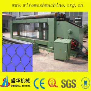 Resever Twist Hexagonal Wire Mesh Machine (China ISO9001) pictures & photos