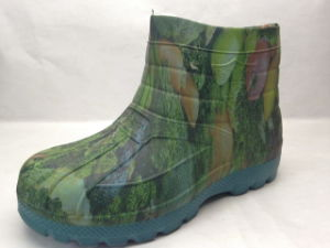Men′s EVA Winter Boots with OEM Printing (21fv1301) pictures & photos
