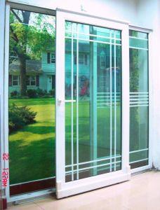 China Top Pvc Sliding Door Wj Psd 007 China Doors