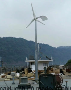 Gravity Tail Patent 2kw Wind Turbine for Marine and Remote Stations pictures & photos