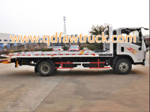 FAW 15-20 Tons Excavator Transportation Truck pictures & photos