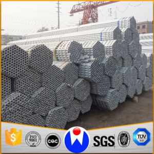 Hot Dipped Galvanized Steel Tube for Construction pictures & photos