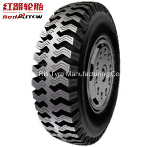 Diagonal Truck Rib &Lug Tyre /Light Truck Trailer Tyre 600-13 pictures & photos