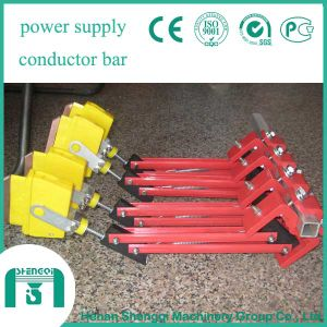 2016 China Manufacturer Trolley Line-Conductor Bar Used for Overhead Crane pictures & photos