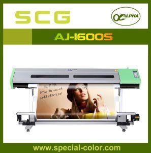 1440dpi Max Resolution Solvent Best Inkjet Color Printer Aj-1600 (S) pictures & photos