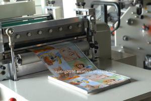 Rtmq-320 Automatic Flat Bed Adhesive Label Die Cutting Machine pictures & photos