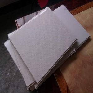 PVC Ceiling Panel (6*250 mm, waterproof, SONCAP) pictures & photos
