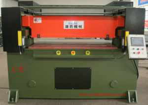 Parallel-Moving Precision Four-Column Rubber Cutting Machine pictures & photos