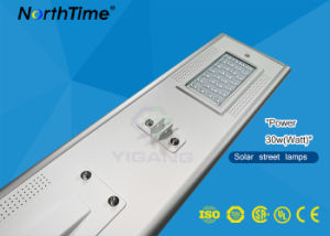 All in One Integrated LED Solar Street Light with 3 Years Warranty pictures & photos