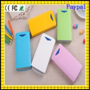 Colorful Rechargeable Factory Price Portable Power Bank 5600mAh (GC-PB298) pictures & photos
