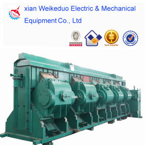 Best Selling 45 Degree No Twist High Speed Wire Rod Finishing Rolling Mill and Steel Ball Heading Machine pictures & photos