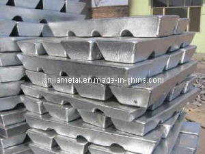 High Quality Good Price Lead Ingot (99.95%-99.99%)