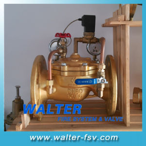 Brass Solenoid Control Valve pictures & photos