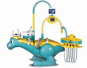 Lovely kids dental unit dental equipment dental chair china dental