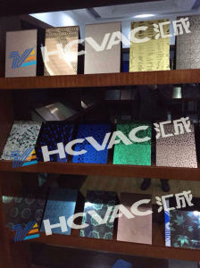 Decorative Stainless Steel Sheet PVD Vacuum Coating Machine pictures & photos