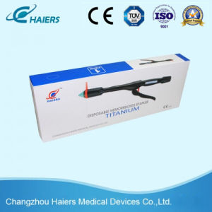Surgical Disposable Anorectal Cuttting Stapler for Hemorrhoids pictures & photos