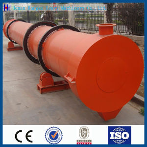 2016 High Performance Organic Fertilizer Rotary Dryer pictures & photos