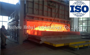 Customized Trolly Type Soild Furnace pictures & photos