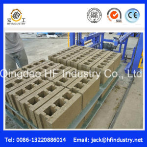 Qt10-15 Concrete Hollow Block, Solid Brick, Interlocking Paver Making Machine pictures & photos