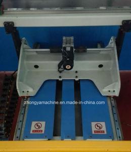 China Good Price Hydraulic CNC Press Brake Pbh-80ton/3200mm pictures & photos