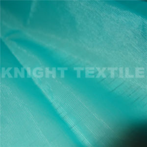 Nylon Taffeta Fabric with Oil Release Waterproof and UV Protection (KNNT400-100)