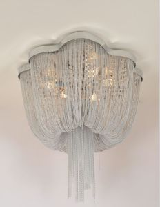 Big Hotel Elegance Chain Ceiling Lamp pictures & photos