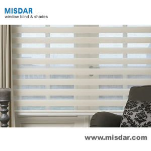 Double Layer Zebra Flat Sheer Shadings pictures & photos