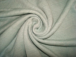 Dyed Linen Single Jersey Fabric pictures & photos