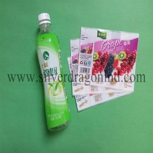 Custom Printed PVC Shrink Label for Bottle Packaging pictures & photos