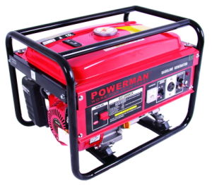 2000W Gasoline Generator with The Two Handle (GC2500CX) pictures & photos