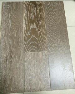 14mm Engineered Wood Flooring Brushed Surface pictures & photos