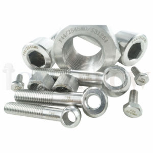 Exotic Alloy Nimonic 80A Stud Bolt pictures & photos