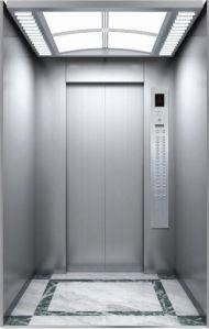 Machine Roomless Passenger Elevator