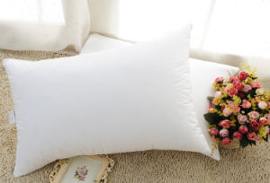 Low Price White Cotton Pillow