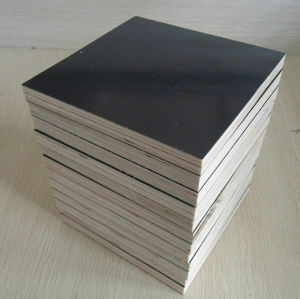 18mm Concrete Formwork Film Faced Plywood pictures & photos