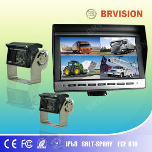 Auto Shutter Rear View Camera for Trucks pictures & photos