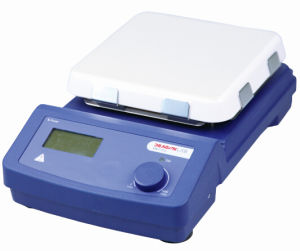 High Quality Bluespin LCD Digital Magnetic Stirrer pictures & photos
