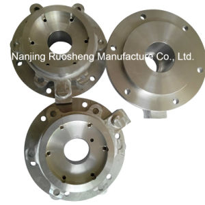Casted and Machined Stainless Machine Parts for Packaging Machine